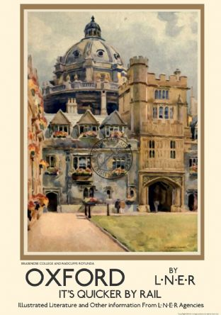 Oxford University,  Brasenose College